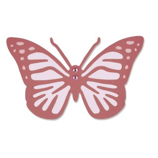 Sizzix Thinlits- Vintage Butterfly