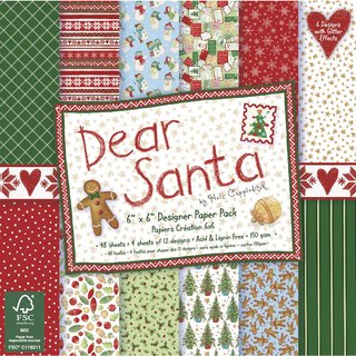 Scrap-Pack Dear Santa,FSC Mix Credit