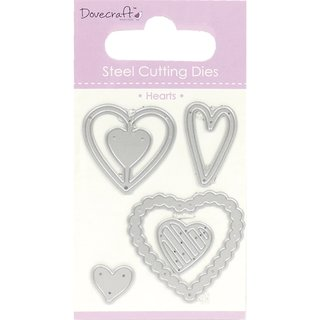 Dovecraft Die- Hearts