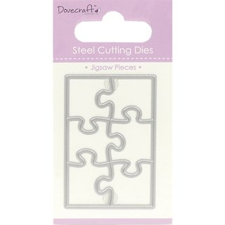 Dovecraft Die- Jigsaw Pieces