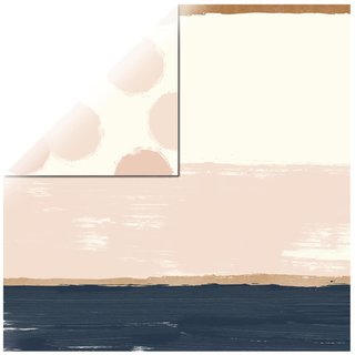 Scrapbookingpapier - Blush - Brush