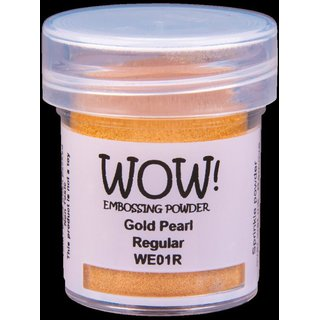 WOW! Embossing Pulver - Gold Pearl