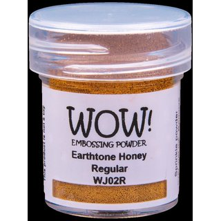WOW! Embossing Pulver - Honey