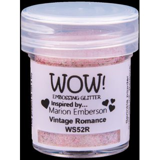 WOW! Embossing Pulver - Vintage Romance