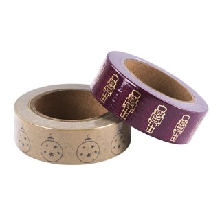 Washi Tape Set Nussknacker