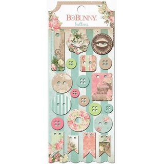 BoBunny - Soiree Buttons