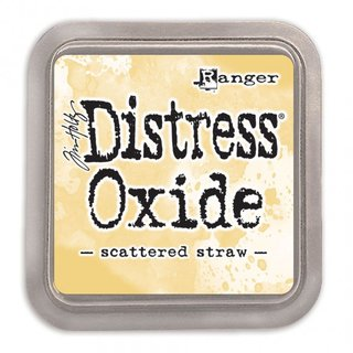Ranger • Tim Holtz Distress oxide scattered straw