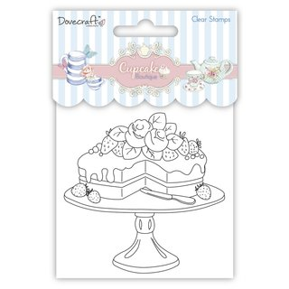 Clear Stamp Cupcake Boutique