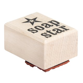 Stempel  Soap Star
