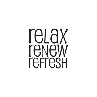 Stempel  relax - renew - refresh