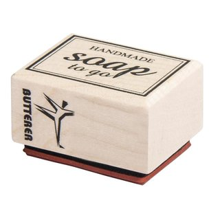 Stempel  Handmade - soap to go