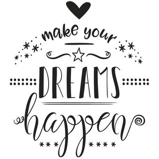 Stempel  make your DREAMS happen