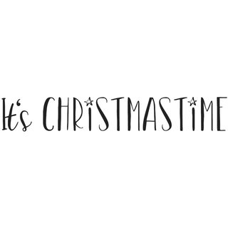 Stempel  It´s Christmastime