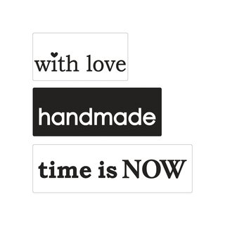 Labels  ...love , handmade , time...