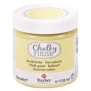 Chalky Finish Vanille