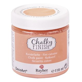 Chalky Finish Apricot