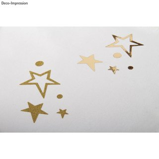 Stanzsch.Set( deep edge ) Stars&Circles